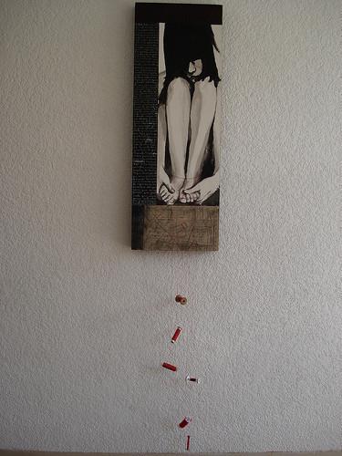 Мексиканская художница ERIKA KUHN. Изображение № 1.