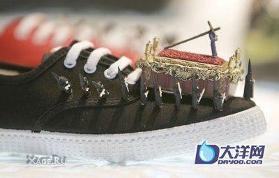 Такая странная обувь. Изображение № 7.