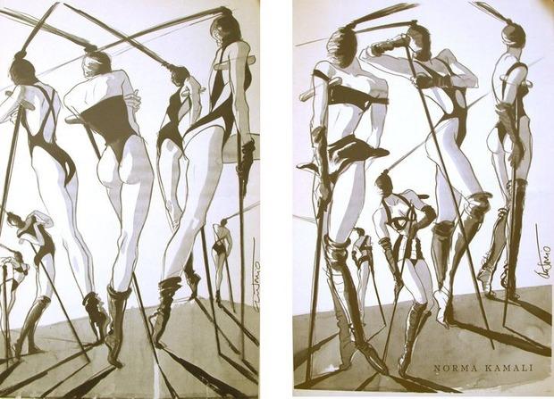 Напоказ: Осенние события в мире моды. Изображение № 49.