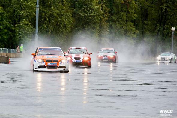 ТНК Racing Team: борьба со стихией на пятом этапе чемпионата России. Изображение № 4.