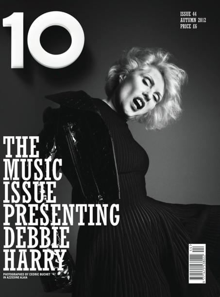 Вышли обложки новых номеров Vogue, Ten, Vs. и Dossier. Изображение № 1.