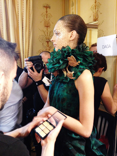 Дневник модели: Показы недели моды Haute Couture. Изображение № 48.