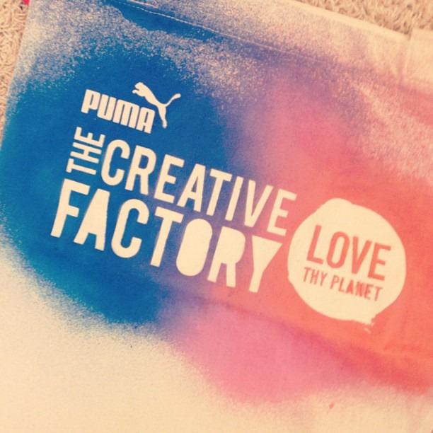 Puma Creative Factory. Изображение № 2.
