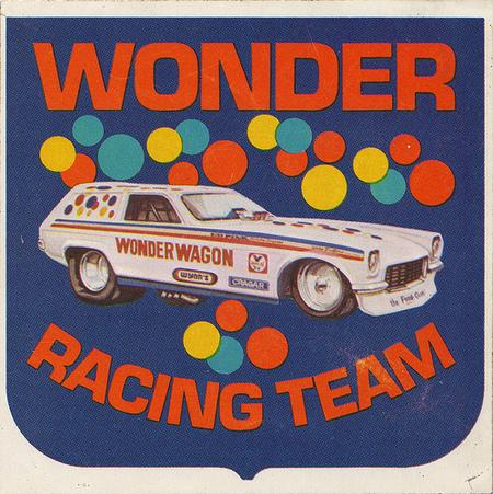 Vintage stickers 60s-70s. Изображение № 7.