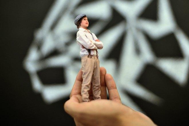 В Гамбурге можно распечатать свою 3D-статуэтку. Изображение № 4.