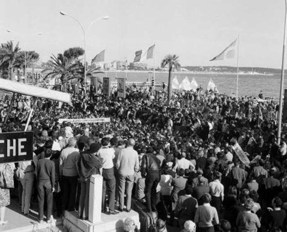 Каннский кинофестиваль 1968 года. Изображение № 5.