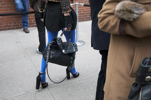 Изображение 24. Детали: New York Fashion Week.. Изображение № 16.