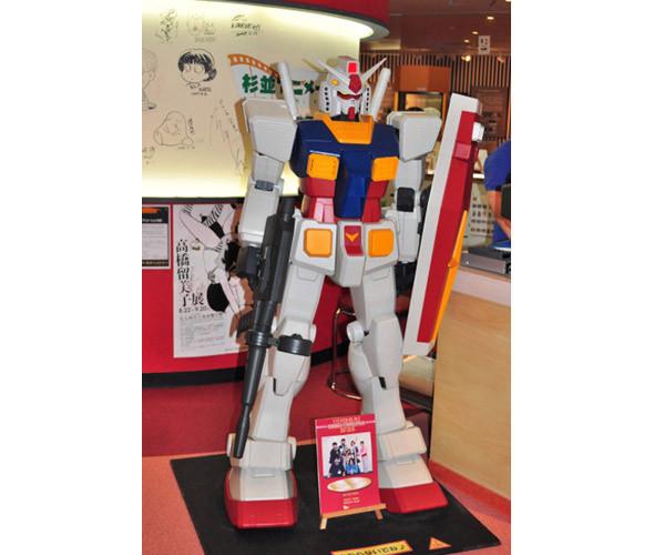 Суперроботы на вооружении у Японии. Изображение № 12.