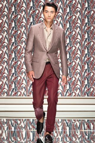 Неделя мужской моды в Милане: День 1. Изображение № 21.