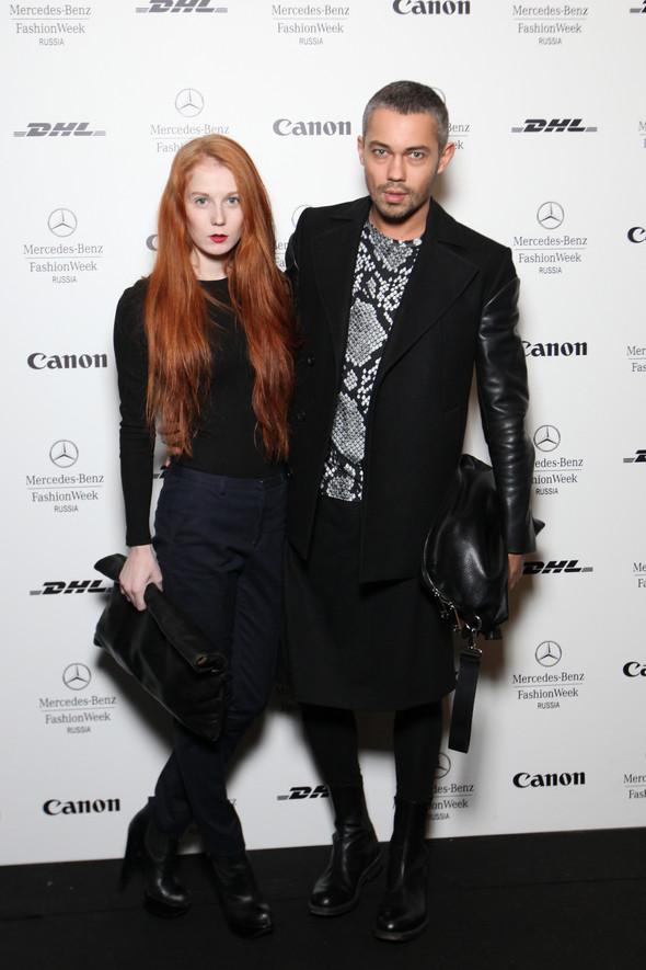 Mercedes-Benz Fashion Week Russia. День пятый. Изображение № 5.