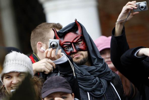 Венецианский карнавал масок. Изображение № 4.