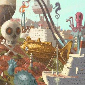 Анимация на Look At Me: герои, мультфильмы и студии. Изображение № 5.