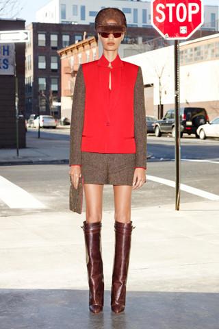 Givenchy Pre-Fall 2012. Изображение № 3.