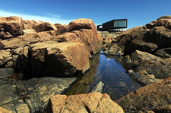 Long Studio, Fogo Island by Saunders Architecture на thisispaper.com. Изображение № 18.