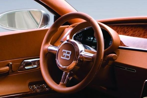 Новый Bugatti Galibier 16C. Изображение № 35.