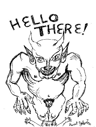 Daniel Johnston Hi, How Are You?. Изображение № 10.
