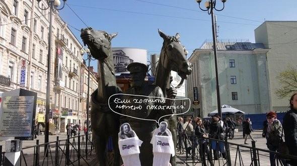 Изображение 20. IPad за #tapki: как прошел культурный марафон в Петербурге.. Изображение № 25.