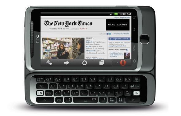 Изображение 5. Рок-Опера для мобильного Интернета. Дебют новых версий Opera Mini 6 и Opera Mobile 11.. Изображение № 3.