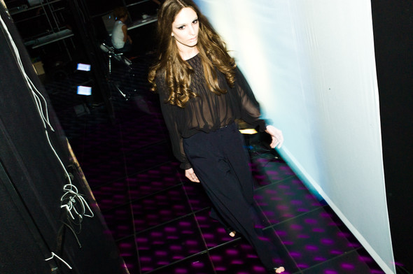 BACKSTAGE Masha Tsigal A/W 13 / foto by Ross Laurence. Изображение № 37.