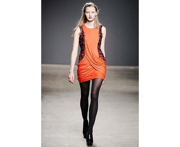 Неделя моды в Нью-Йорке: второй день. Изображение № 62.