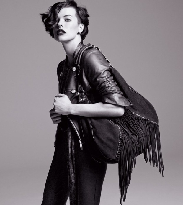 Вышли новые кампании Gucci, I am, Marella, Miu Miu, SLP и Versus. Изображение № 14.