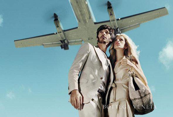 Изображение 25. Рекламные кампании: Time, System, Jaeger London, Bottega Veneta.. Изображение № 25.