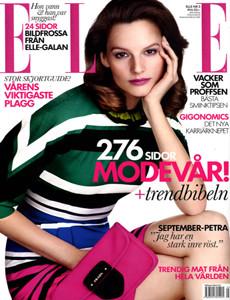 Изображение 21. Весенне-летняя коллекция Prada на обложках и в блогах.. Изображение № 26.