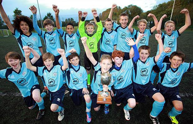 The Prodigy спонсируют команду юных футболистов. Изображение № 1.