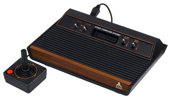Приставка Atari 2600. Изображение № 1.