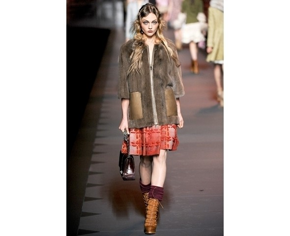 Показ Dior FW 2011. Изображение № 27.