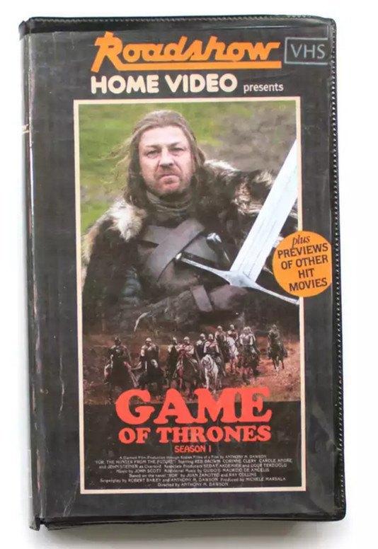 Концепт: обложки для кассет с современными фильмами . Изображение № 1.