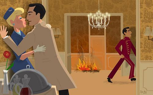 Иллюстрации к сериалу Mad Men. Изображение № 11.