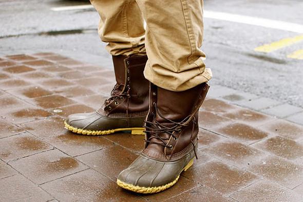 Nike Air Force 1 Duck Boot союз двух легенд. Изображение № 36.