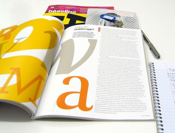 Изображение 29. Журналы недели: 6 популярных изданий о графическом дизайне.. Изображение № 30.