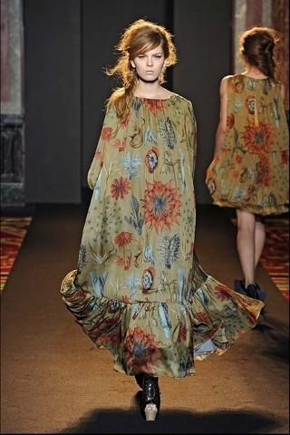 Алена Ахмадуллина на Парижской неделе моды. Изображение № 8.