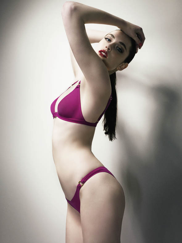 Agent Provocateur 2010: The Classics, Swimwear, Jewelry. Изображение № 32.