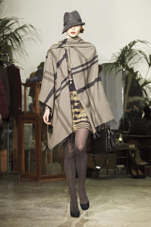 Ретро всегда в моде. Aniye By, осень-зима 2012/13. Изображение № 13.