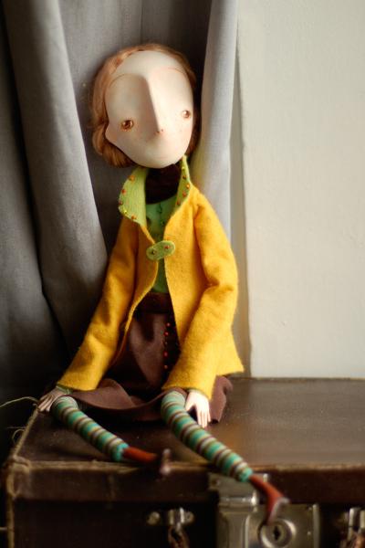 Настоящая девочка иеё куклы. Изображение № 5.