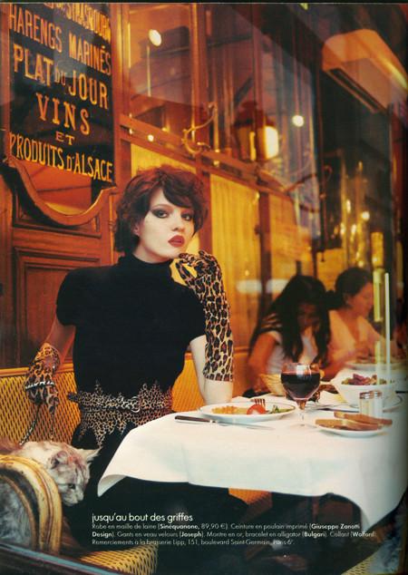 Les nuits fauves, Elle octobre 2009. Изображение № 2.