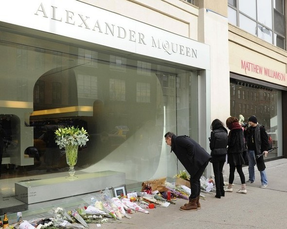Alexander McQueen после Александра МакКуина. Изображение № 1.