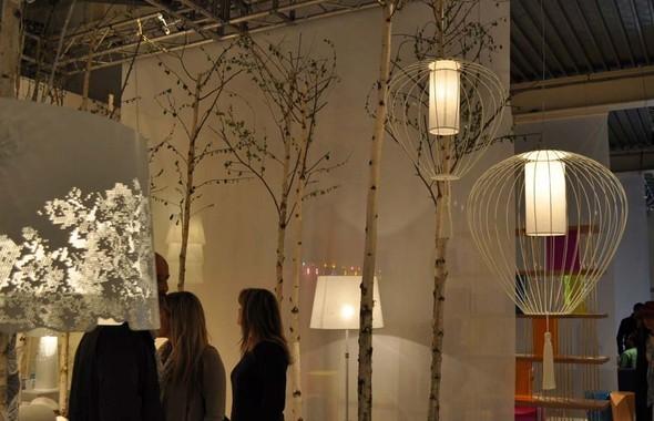 Лампы на Миланской Неделе Дизайна 2010. Изображение № 4.