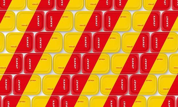 Для упаковок сыров «Дружба» и«Волна» провели редизайн. Изображение № 5.