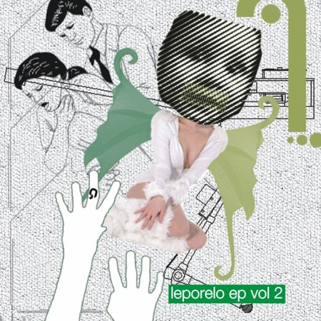 SLGRV20 LEPORELO EP VOL. TWO (22–07–2008). Изображение № 1.
