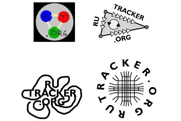 Конкурс редизайна: Новый логотип Rutracker.Org. Изображение № 6.