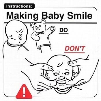 Инструкция поэксплуатации младенца. Изображение № 23.