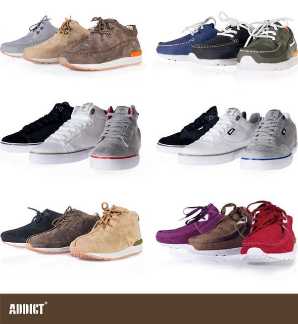 Первая коллекция обуви Addict. Изображение № 7.