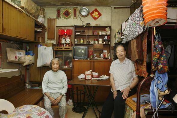 100 маленьких квартир Гонконга. Изображение № 4.