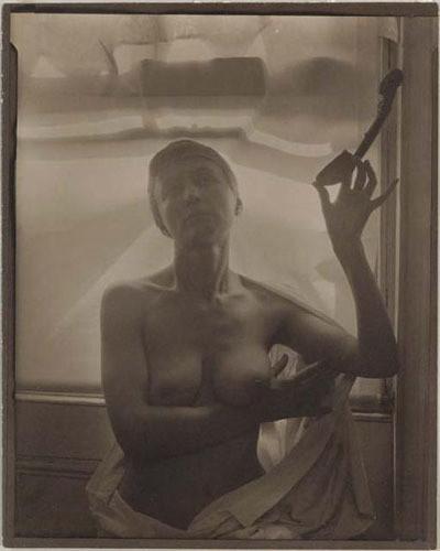 Части тела: Обнаженные женщины на винтажных фотографиях. Изображение №4.