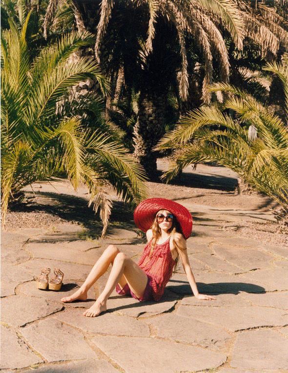 Изображение 40. Съёмки: Harper's Bazaar, Vogue, W и другие.. Изображение № 39.