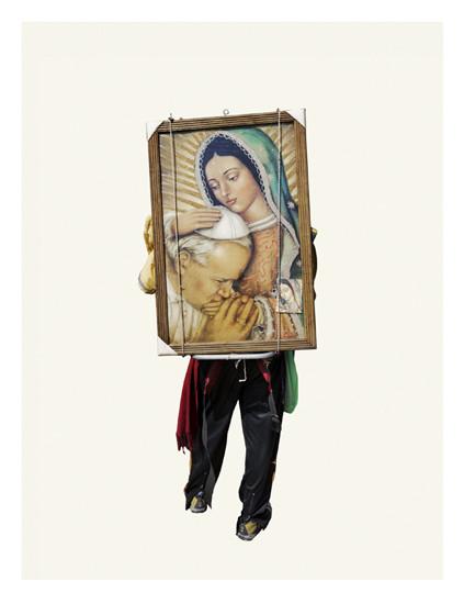 Изображение 9. Арт-портреты мексиканских паломников.. Изображение № 9.
